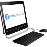HP Pavilion All in one H4G64AA | 通電するが画面が出ない|分解方法