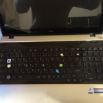 【修理実例】NEC PC-LS550HS3EG|キーボード交換