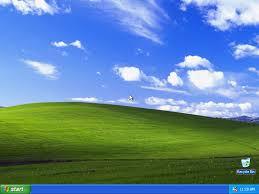 WinXPデスクトップ